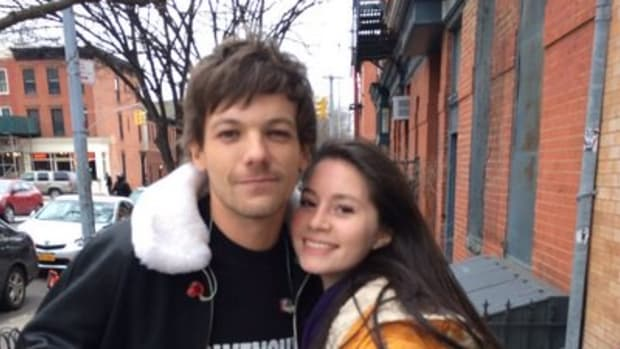 louis tomlinson and fan