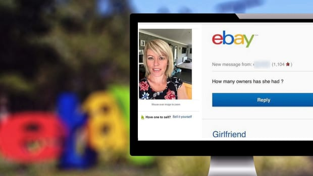 Man auctions girlfriend, eBay girlfriend, eBay bid, Dale Leeks, Kelly Greaves, Bizzarre News