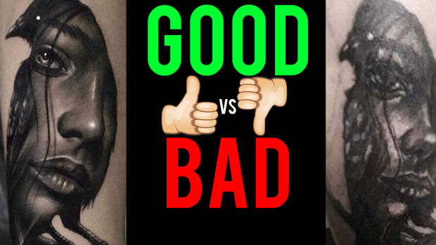 GOOD BAD TATTOO fb