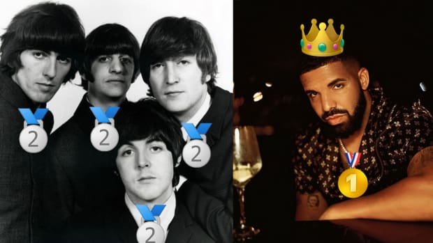 drake the beatles fb