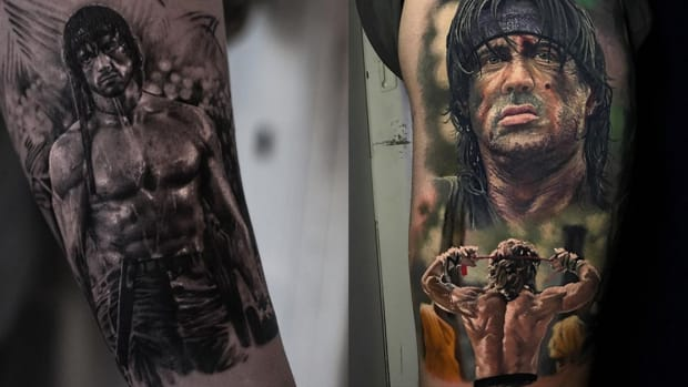 rambo tattoos fb