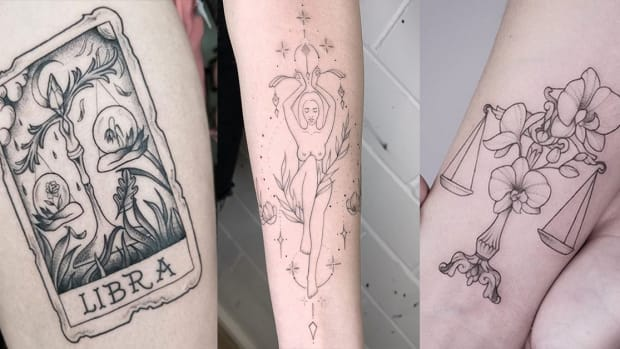libra tattoos fb