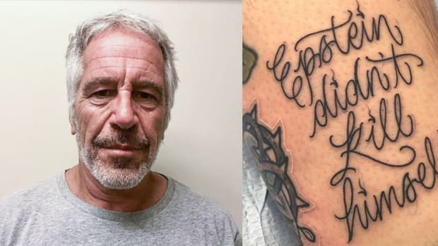 epstein tattoo fb