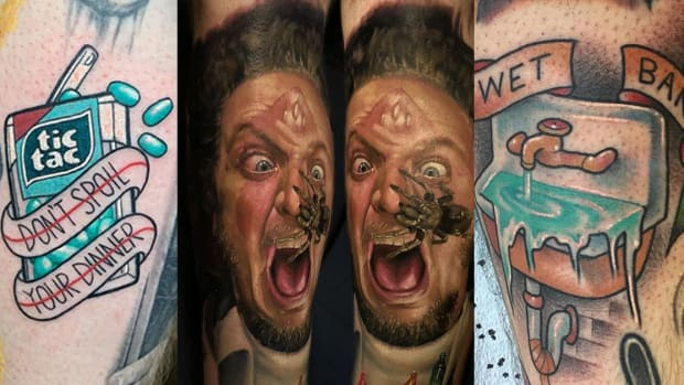 home alone tattoos fb