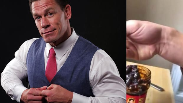 John Cena, Jackie Chan, Project X, John Cena Tattoo, John Cena China, Celebrity Tattoo, Tina Fey, Amy Poehler, WWE, Amy Schumer, Trainwreck, Sisters, John Cena Childrens Book, Inked Magazine
