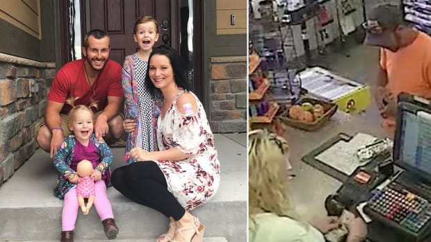 father pleads guilty, picked up a breakfast roll at a Colorado convenience store, Chris Watts Picks Up Breakfast After Dumping Daughters' and Wife's Bodies, Chris Watts, dumped his daughters' bodies in an oil tank, buried his wife in a shallow grave nearby, Colorado's Weld County District Attorney, bizarre news, bizarre crime, Nichol Kessinger, Amber Frey, Scott Peterson, daily mail, inked mag