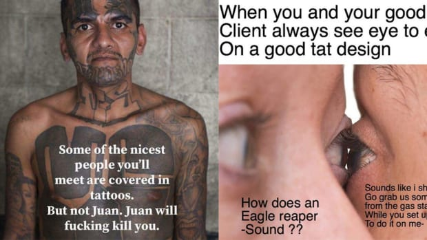 tattoo meme fb