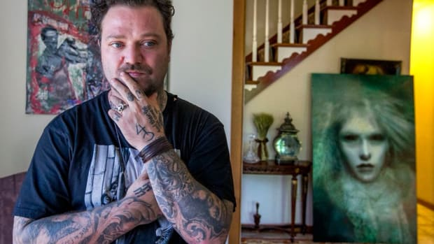 Bam margera, bam margera rehab, bam margera drug addiction, bam margera alcohol abuse, jackass, jackass star, ryan dunn, viva la bam, bam margeras parents, bam margera wife, inked mag