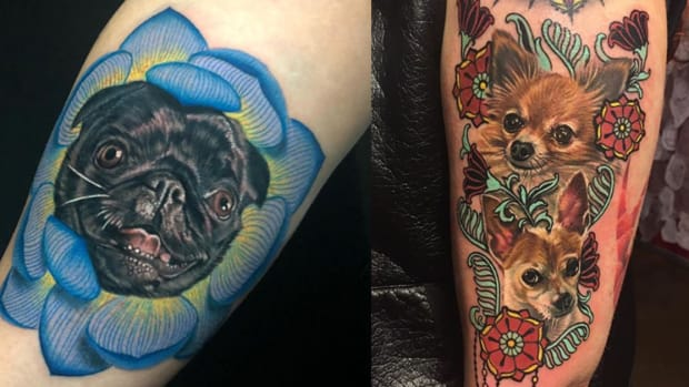 puppy tattoos fb