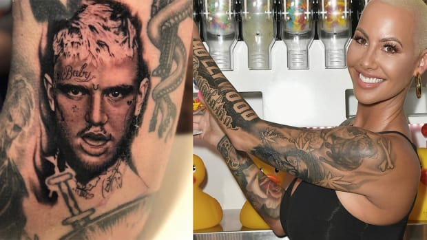 celebrity tattoos fb