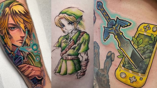 legend of zelda fb