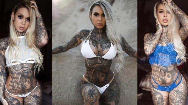 inked girl of the week inked dani