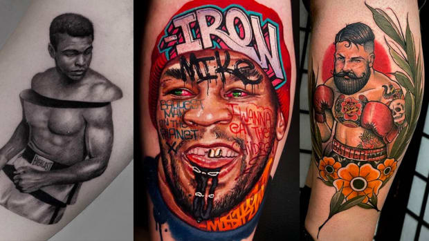boxing tattoos fb