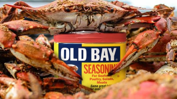 old bay cover