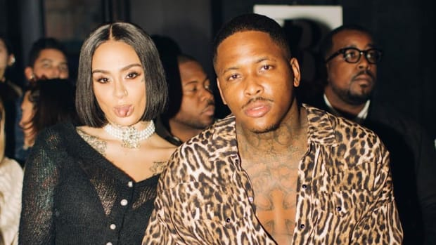 kehlani and yg