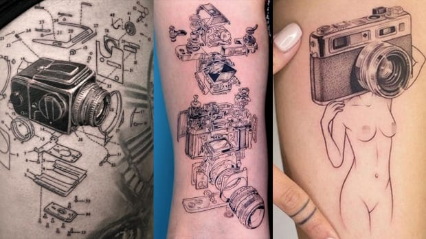 camera tattoos fb