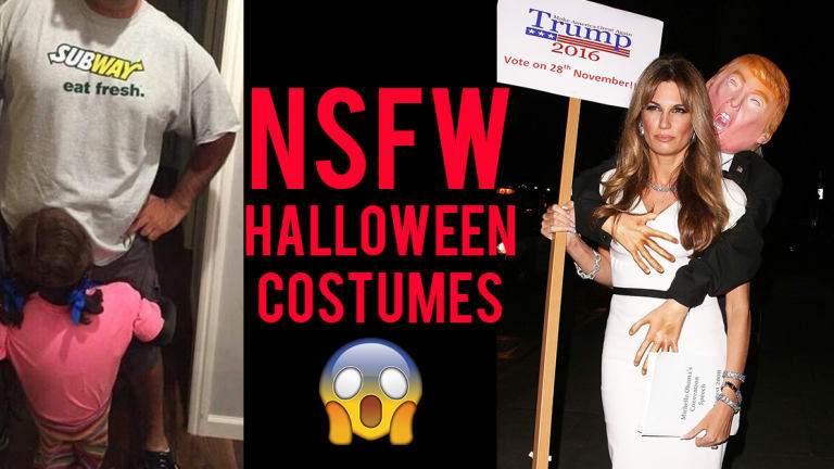 12 Offensive, NSFW and Obscene Halloween Costumes