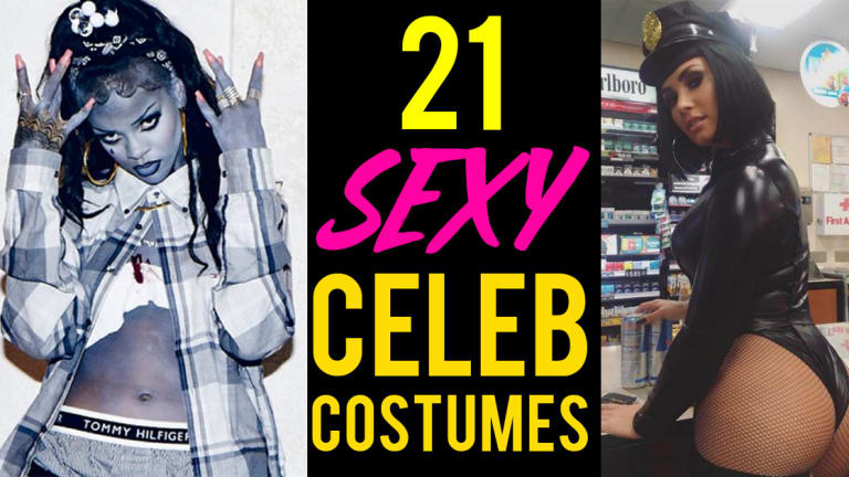 21 Sexiest Celebrity Halloween Costumes of All Time