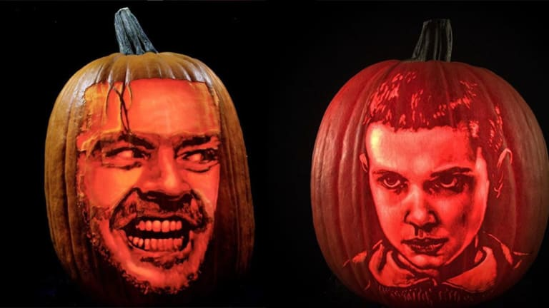 Meet the Halloween Masterminds of Maniac Pumpkins