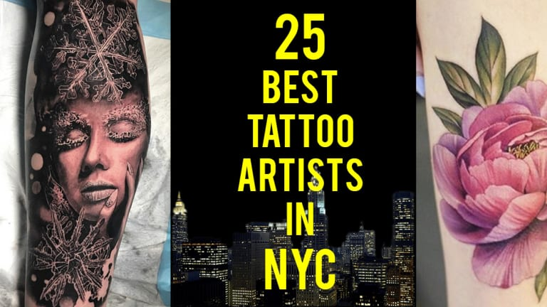 25 Best Tattoo Artists In New York
