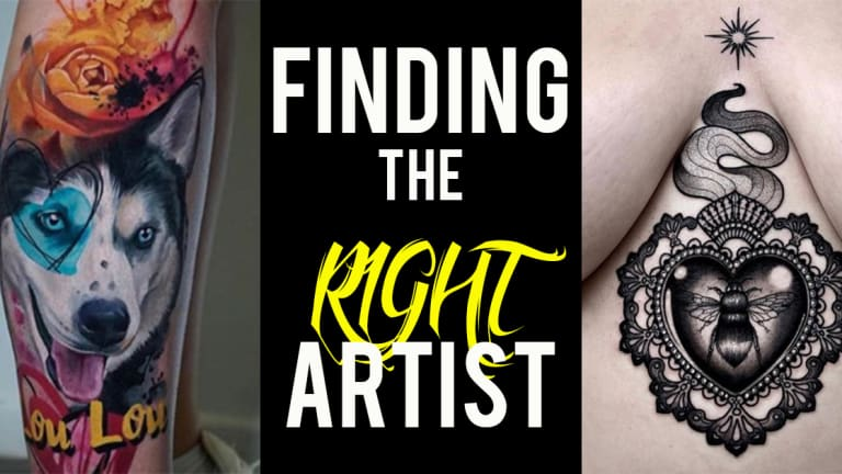 How to Select the Right Artist For You