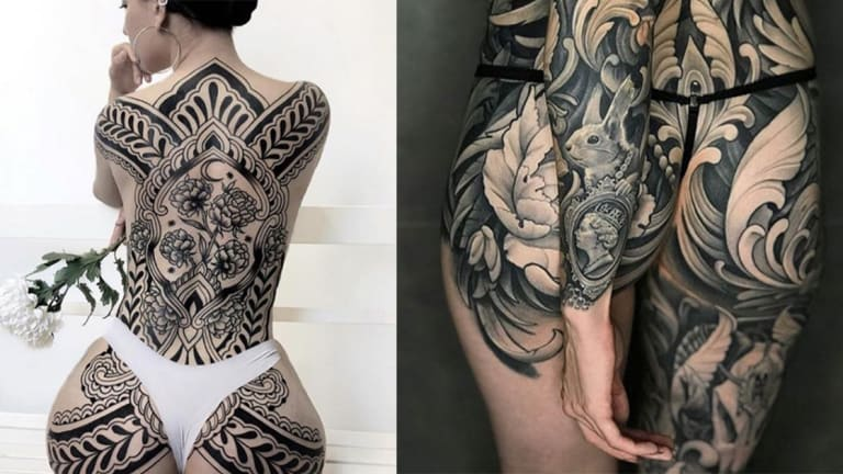 50 Sexy Tattoos For Women