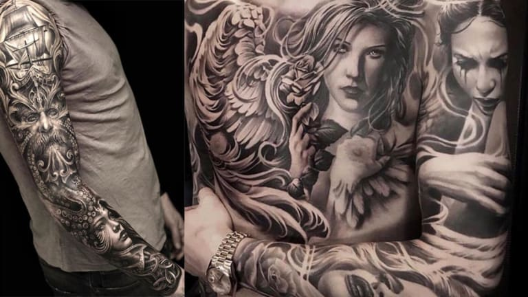 25 Sexy Tattoos For Men