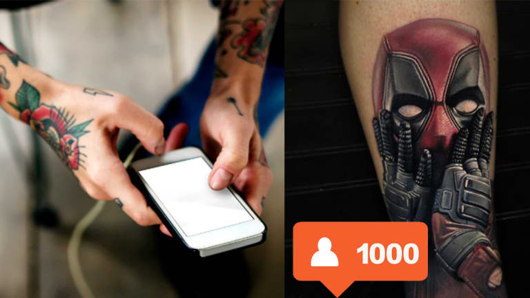How Instagram Changed Tattoo Culture