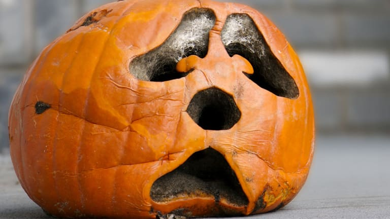 Mourn the End of Halloween with 27 Sad Pumpkins