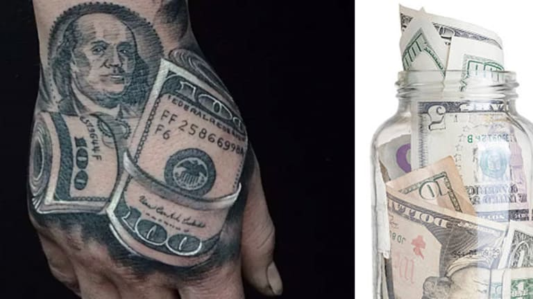How Much Should You Tip Your Tattoo Artist?