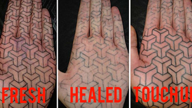 How to Tell if Your Tattoo Healed Poorly , Tattoo Ideas
