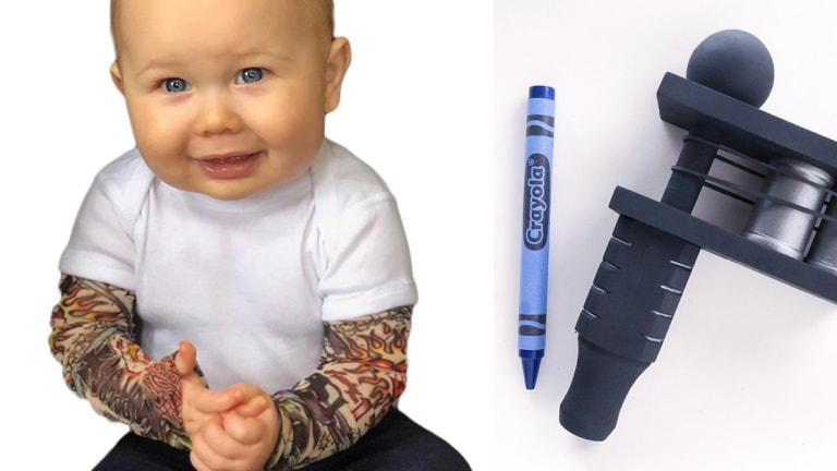 25 Best Gifts For Kids of Tattooed Parents