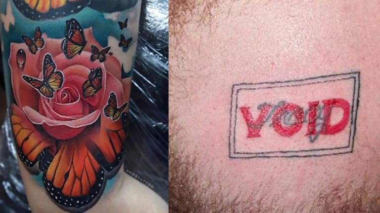 12 Best and Worst Breakup Tattoos