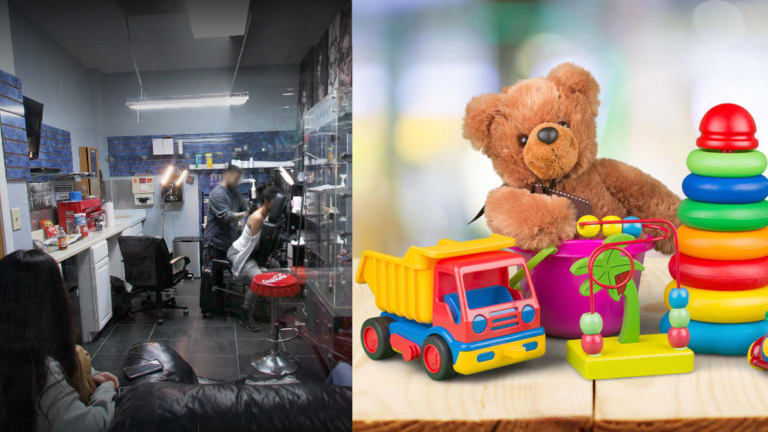 Tattoo Shop Offers Free Tattoos In Exchange For Toys