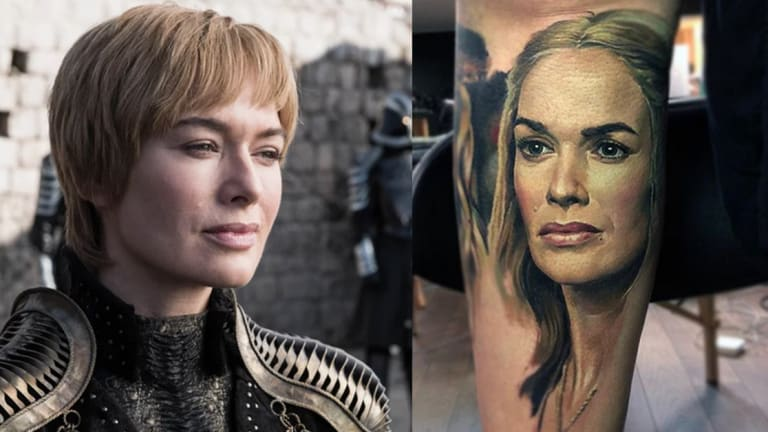 8 Badass and Beautiful Cersei Lannister Tattoos