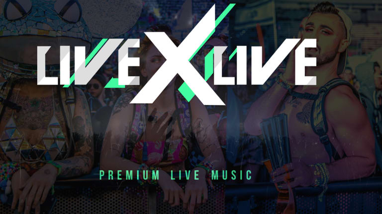 LiveXLive Launches New App For Festival Season