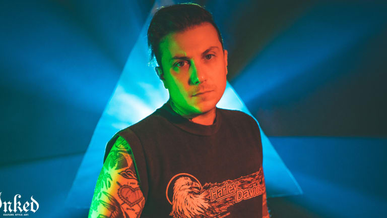 Frank Iero and The Future Violents Talk New Record, Barriers, and The Significance Behind Their Band Name