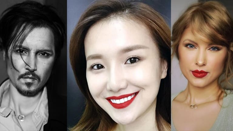 This Chinese Makeup Artist Can Transform Into Any Celebrity