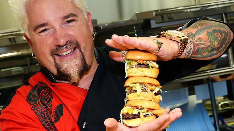 Guy Fieri's Son Just Got a Crazy Tattoo For His Dad
