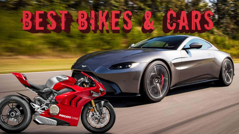 Best Bikes and Cars of 2019