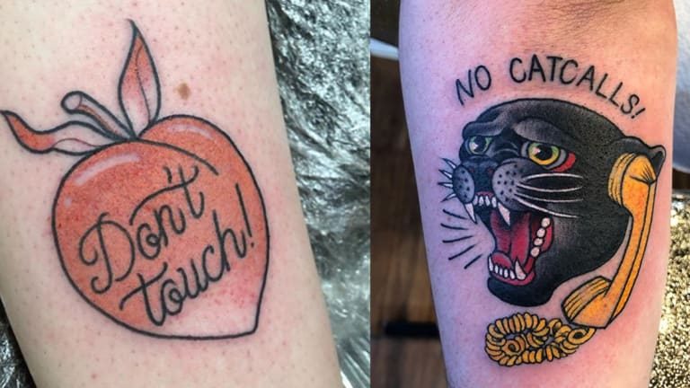 Why Tattoo Shops Around the World Participated in the Still Not Asking For It Flash Event