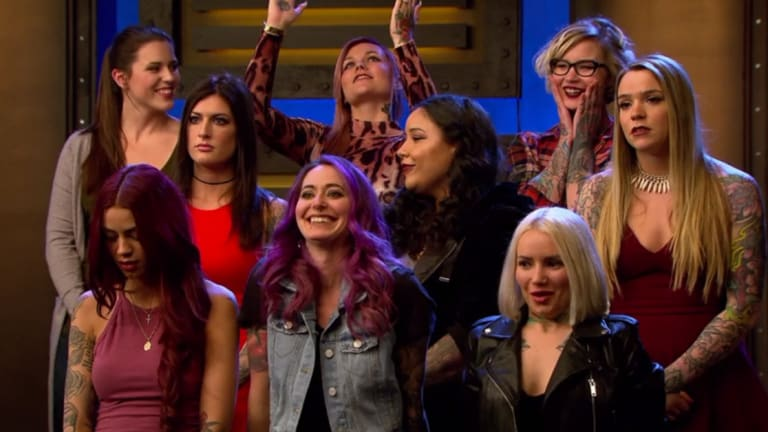 Here's What You Missed From the Season 12 Premiere of Ink Master
