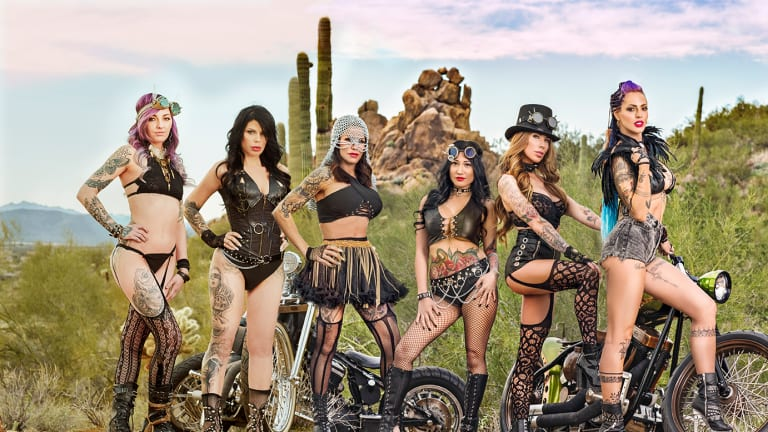 Meet the Finalists of the 2018 Inked Cover Model Contest