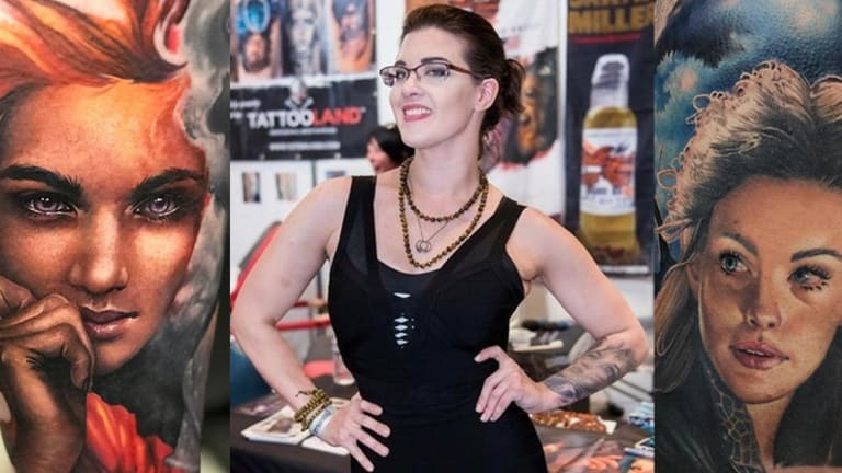 Ink Master's Sarah Miller Talks Coming Back for Season 12, Being a Coach, and Her Advice For Future Contestants