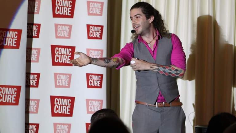 Remy Connor, The Tattooed Magician Who Uses His Ink In His Acts, Makes People 'Believe In The Impossible'