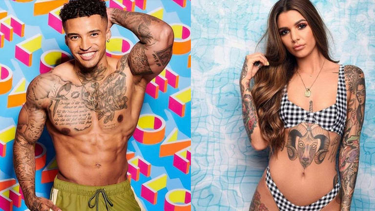 Meet the Hottest Tattooed Stars of British Reality Television