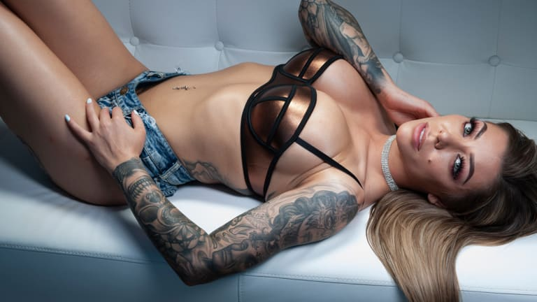 XBIZ-Awarded Karma Rx Shares Her Leap Into Porn, and Balancing Life Outside Of It