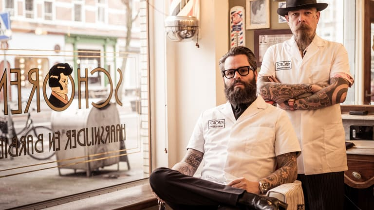 Meet The Scumbags of Schorem Who Are Making the World Better; One Haircut At A Time