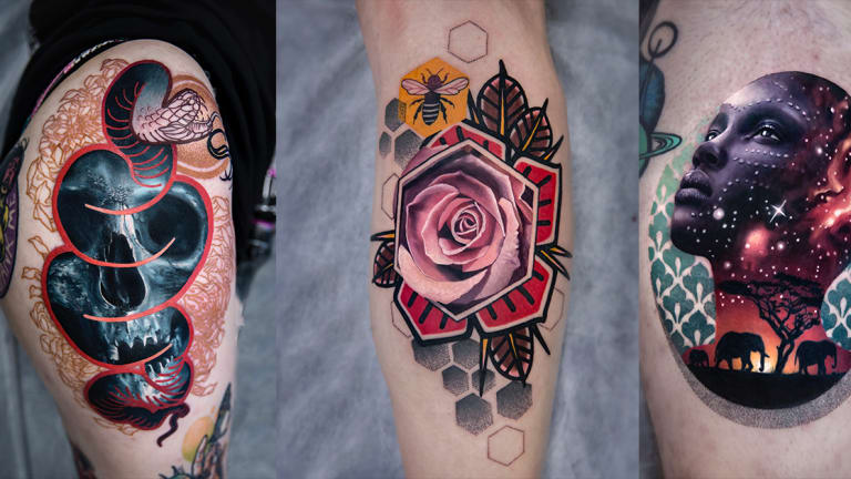 Chris Rigoni Shares His Secrets For Mixing Tattoo Styles