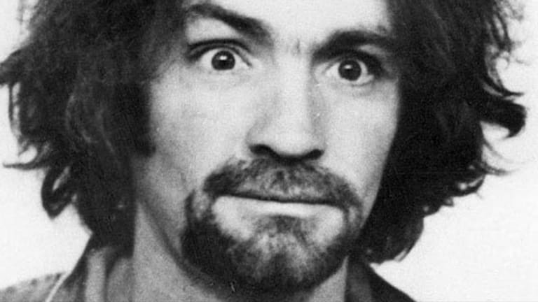 Man Gets Charles Manson Tattoo with the Famous Murderer's Real Ashes